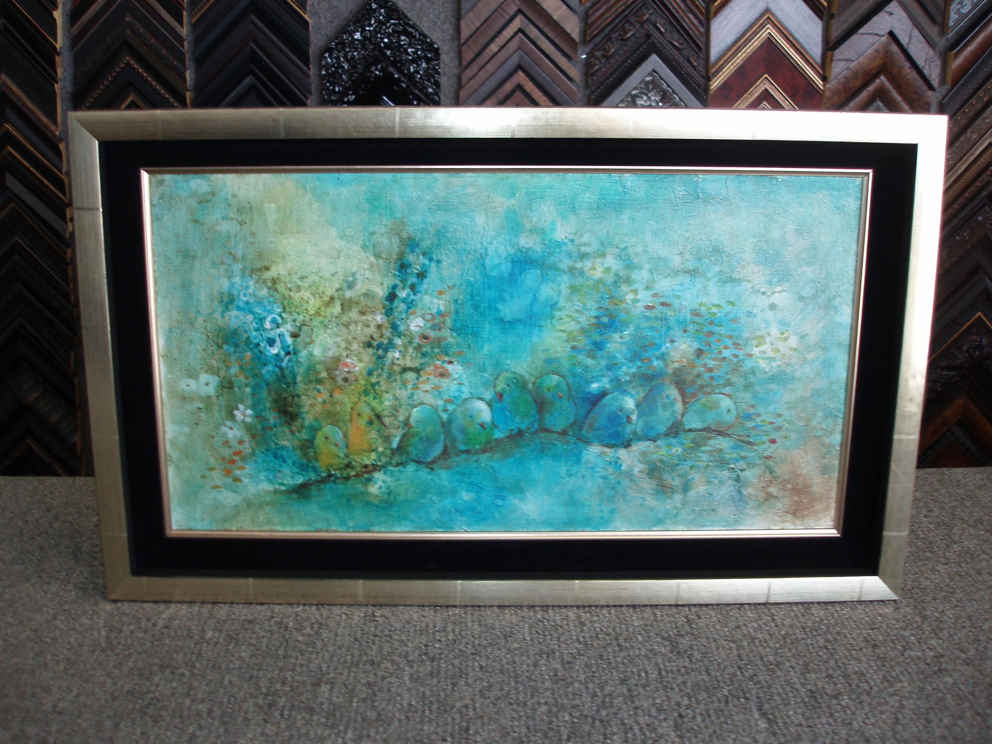 Attractive Custom Framing   Webb Gallery Frame Shop OD99